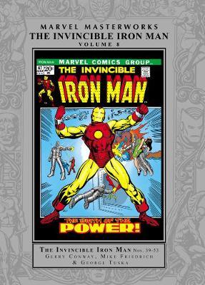 Marvel Masterworks: The Invincible Iron Man - Volume 8 (Hardback)