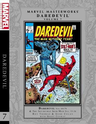 Marvel Masterworks: Daredevil Volume 7 (Hardback)