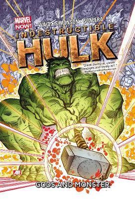 Indestructible Hulk Volume 2: Gods And Monsters (marvel Now) (Paperback)