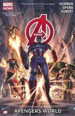 Avengers Volume 1: Avengers World (marvel Now) (Paperback)