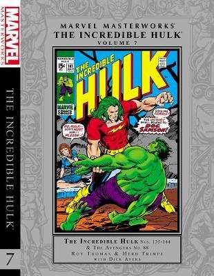 Marvel Masterworks The Incredible Hulk Volume 7 (Hardback)