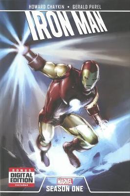 Iron Man: Season One (Hardback)