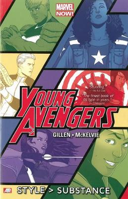 Young Avengers Volume 1: Style > Substance (marvel Now) (Paperback)