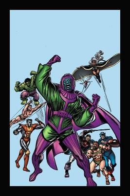 Avengers: The Once And Future Kang (Paperback)