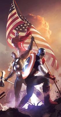 Ultimate Comics Divided We Fall, United We Stand (Hardback)