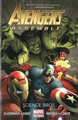 Avengers Assemble: Science Bros (marvel Now) (Paperback)