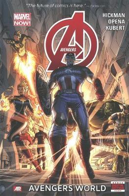 Avengers: Avengers - Volume 1: Avengers World (marvel Now) Avengers World (Marvel Now) Volume 1 (Hardback)