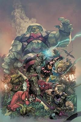 Avengers Volume 3 (marvel Now): Infinity Prelude (Hardback)
