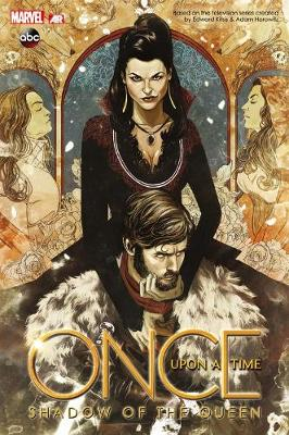 Once Upon A Time: Shadow Of The Queen (Hardback)
