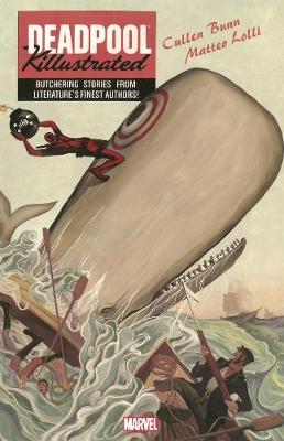 Deadpool Killustrated (Paperback)