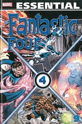 Essential Fantastic Four - Volume 9 (Paperback)