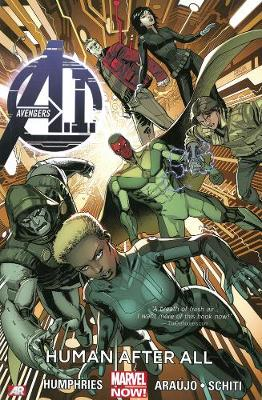 Avengers A.i. Vol. 1: Human After All (Paperback)