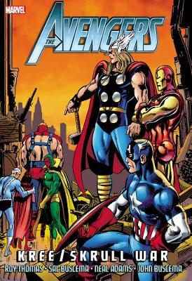 Avengers: Kree/skrull War (new Edition) (Paperback)