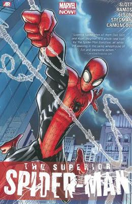 Superior Spider-man Volume 1 Oversized (marvel Now) (Hardback)