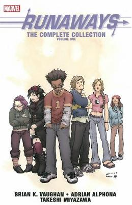 Runaways: The Complete Collection Volume 1 (Paperback)