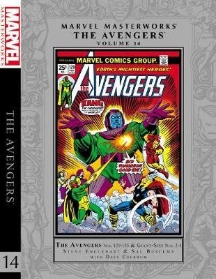 Marvel Masterworks: The Avengers Volume 14 (Hardback)