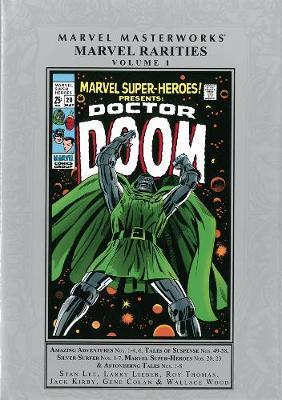 Marvel Masterworks: Marvel Rarities Volume 1 (Hardback)