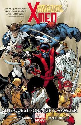 Amazing X-men Volume 1: The Quest For Nightcrawler (Paperback)