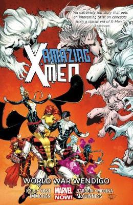 Amazing X-men Volume 2: World War Wendigo (Paperback)