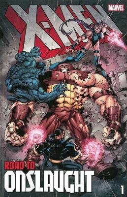 X-men: The Road To Onslaught Volume 1 (Paperback)