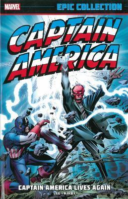 Captain America Epic Collection: Captain America Lives Again (Paperback)