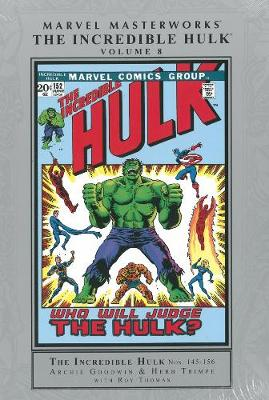 Marvel Masterworks: The Incredible Hulk Volume 8 (Hardback)