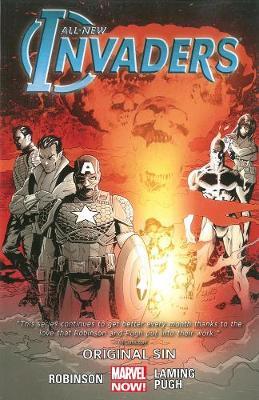 All-new Invaders Volume 2: Original Sin (Paperback)