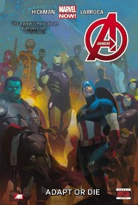 Avengers Volume 5: Adapt Or Die (marvel Now) (Paperback)