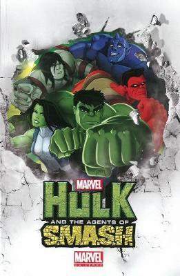 Marvel Universe Hulk: Agents Of S.m.a.s.h. (Paperback)