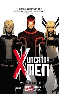 Uncanny X-men Volume 4: Vs. S.h.i.e.l.d. (marvel Now) (Paperback)