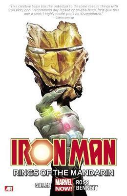 Iron Man Volume 5: Rings Of The Mandarin (marvel Now) (Paperback)
