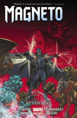 Magneto Volume 2: Reversals (Paperback)