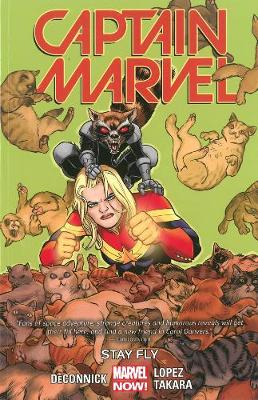 Captain Marvel Volume 2: Stay Fly (Paperback)