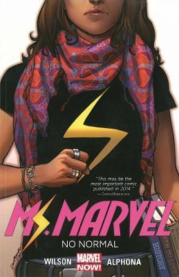 Ms. Marvel Volume 1: No Normal (Paperback)