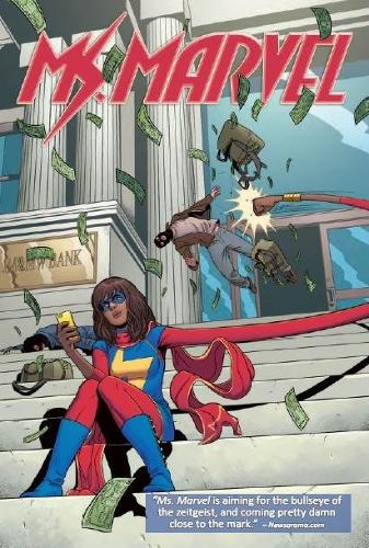 Ms. Marvel Volume 2: Generation Why (Paperback)