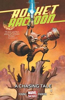 Rocket Raccon Volume 1: A Chasing Tale (Paperback)