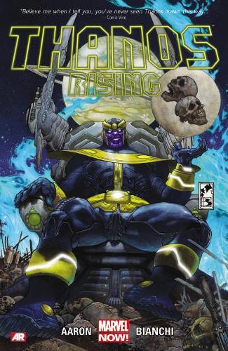 Thanos Rising (Hardback)