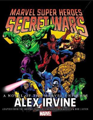 Secret Wars Prose Novel (Hardback)