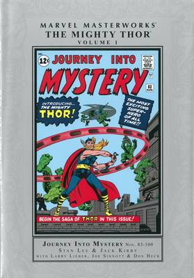 Marvel Masterworks: The Mighty Thor Volume 1 (new Printing) (Hardback)