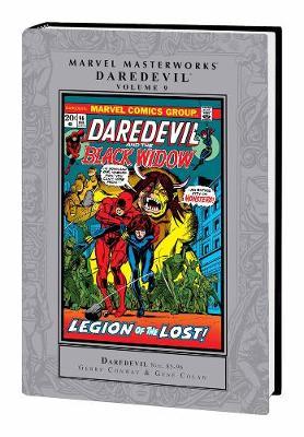 Marvel Masterworks: Daredevil Volume 9 (Hardback)