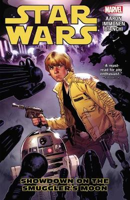 Star Wars Vol. 2: Showdown On Smugglers Moon (Paperback)
