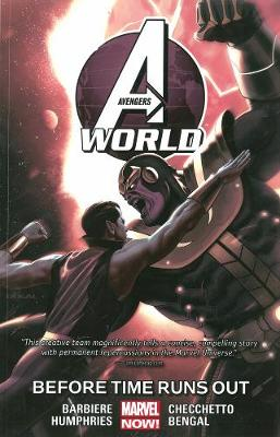 Avengers World Volume 4: Before Times Runs Out (Paperback)