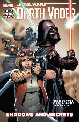Star Wars: Darth Vader Vol. 2: Shadows And Secrets (Paperback)