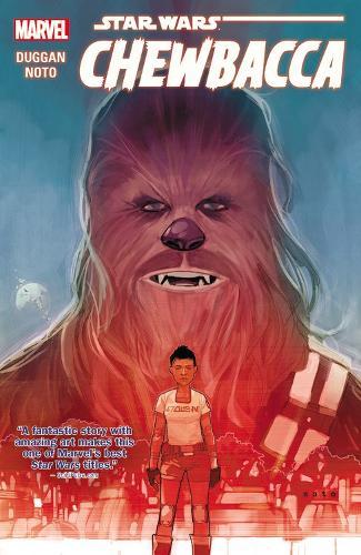 Star Wars: Chewbacca (Paperback)