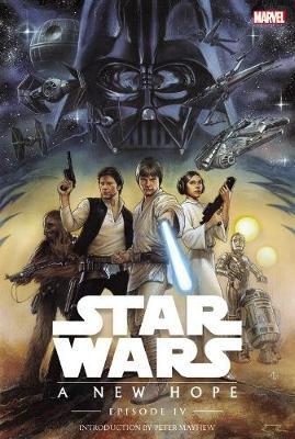 Star Wars: Episode Iv: A New Hope (Paperback)