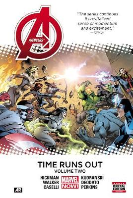 Avengers: Time Runs Out Volume 2 (Paperback)