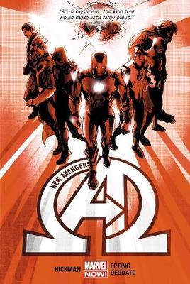 New Avengers By Jonathan Hickman Volume 1 (Hardback)