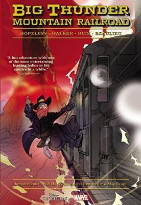 Big Thunder Mountain Railroad (Hardback)
