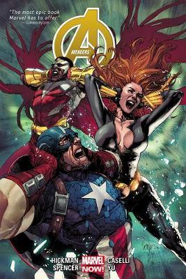 Avengers By Jonathan Hickman Volume 2 (Hardback)