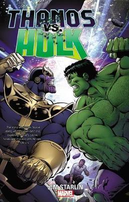 Thanos Vs. Hulk (Paperback)